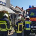 Brand 4, Hasseler Chaussee